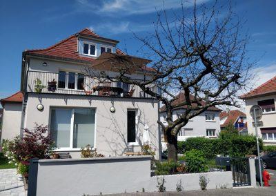 SCHILTIGHEIM - HEINRICH - Rénovation d'une maison en 2 logements 3