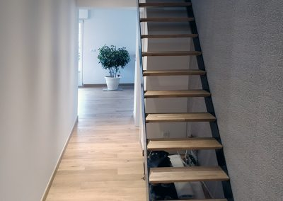 SCHILTIGHEIM - HEINRICH - Rénovation d'une maison en 2 logements 5