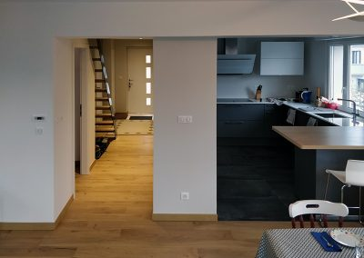 SCHILTIGHEIM - HEINRICH - Rénovation d'une maison en 2 logements 6